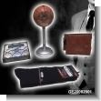 Set para caballero:  Reloj basket, pañuelos, medias y billetera