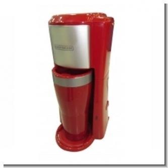 Lee el articulo completo COFFEE MAKER 1 TAZA BLACK & DECKER ROJO