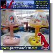 LAMPARA DE TACTO CON ESTILO INFANTIL