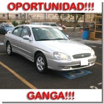 Lee el articulo completo SE VENDE:  Automovil Hyundai SONATA 2001 (1 solo dueno)