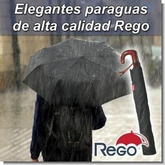 GE20101201:  Elegantes paraguas de alta calidad Rego