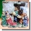 FIGURA CRUCIFIXION - ARTE 02 - 23CMS