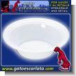 PLATOS PLASTICOS DESECHABLES HONDOS / TAZA