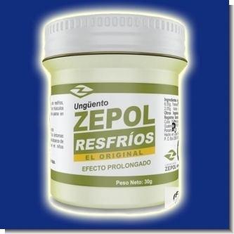 GEPOV430:  ZEPOL UNGUENTO